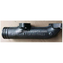 Engine auto parts Exhaust Manifold